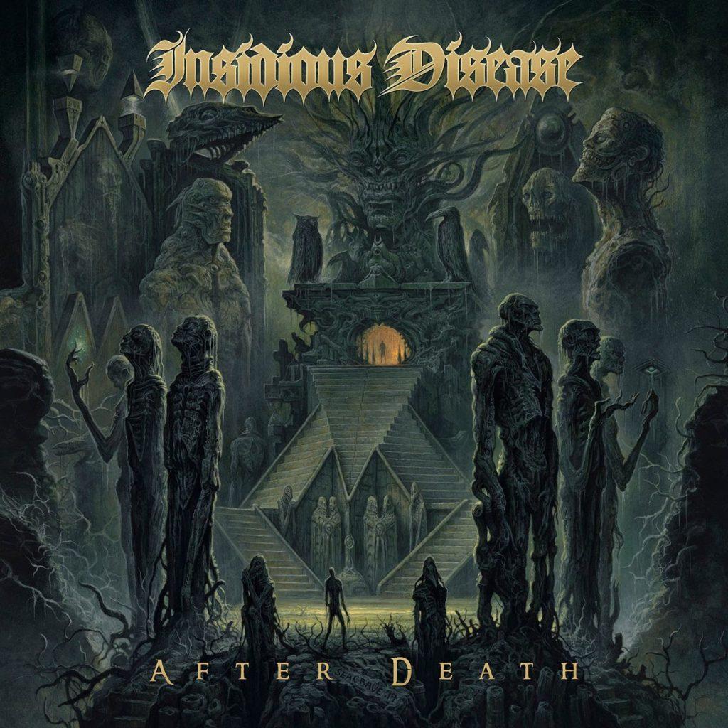 """INSIDIOUS DISEASE - Ouça """"Betrayer"""", nova música da banda - The Old Coffin Spirit"""